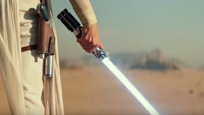 Un adelanto de Star Wars: Episode IX